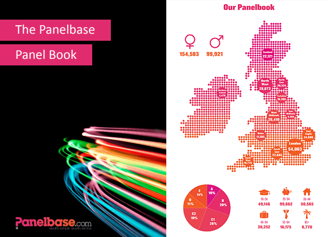 Panelbase's Panelbook